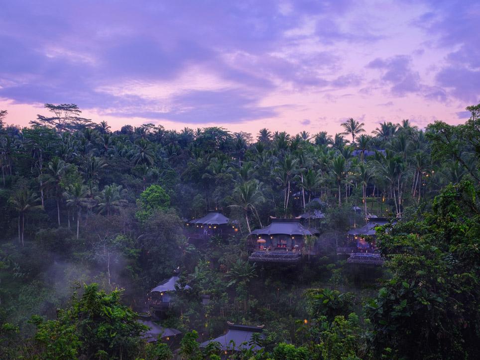 巴厘岛乌布嘉佩乐酒店五天三晚自由行